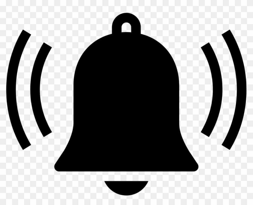 Bell icon logo clipart picture black and white download Please Share With Others And Hit The Bell Icon Next - Youtube Bell ... picture black and white download