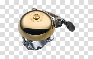 Bell on a bike clipart clip royalty free download Gold-colored bell art, Vintage Bicycle Bell transparent background ... clip royalty free download