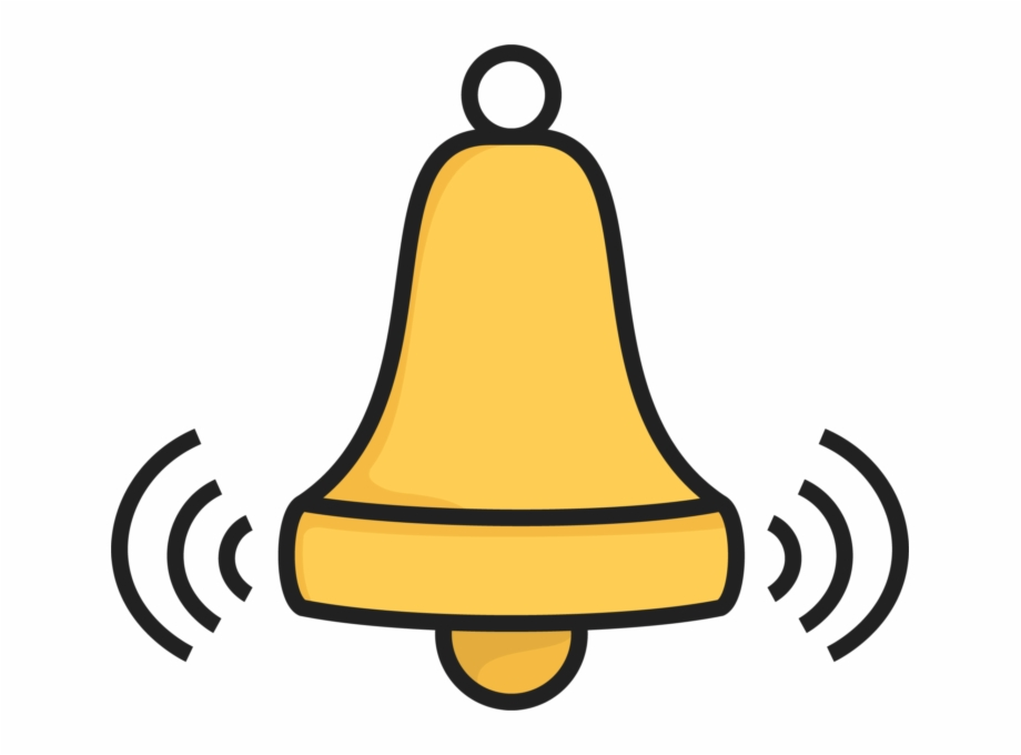 Bell ringing clipart banner royalty free library Bell Ringing Cliparts - Bell Ringing Clipart - bell emoji png, Free ... banner royalty free library