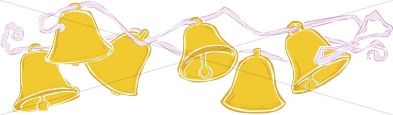 Bell ringing clipart svg freeuse download String of Bells Ringing | Church Bell Clipart svg freeuse download