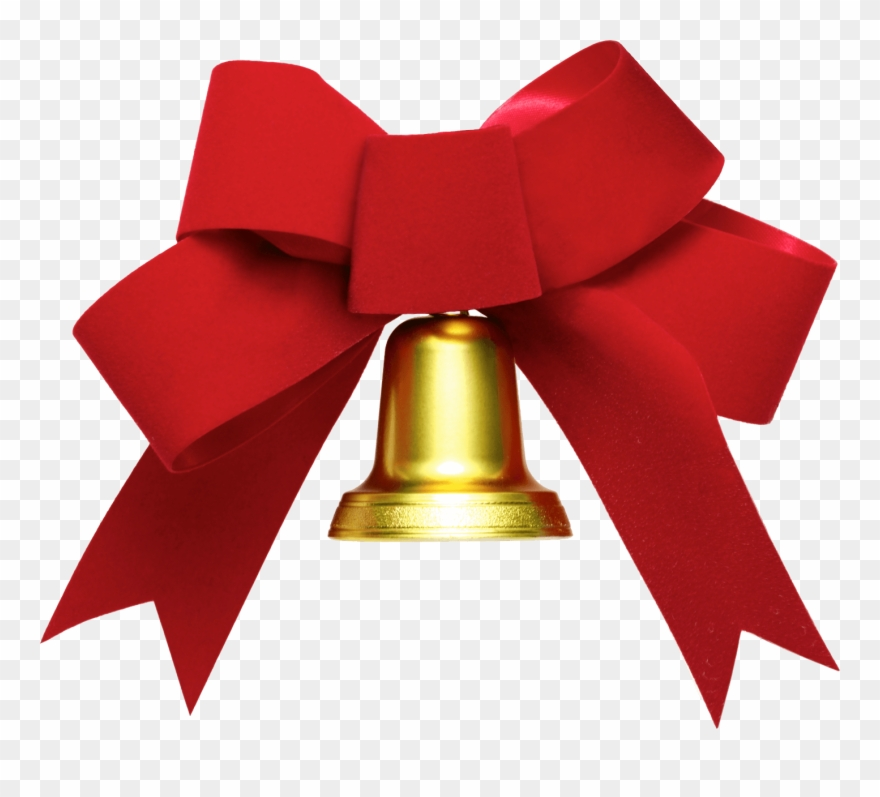 Bell with ribbon clipart free download Ribbon Bow Bell - Bell With Ribbon Transparent Clipart (#102412 ... free download