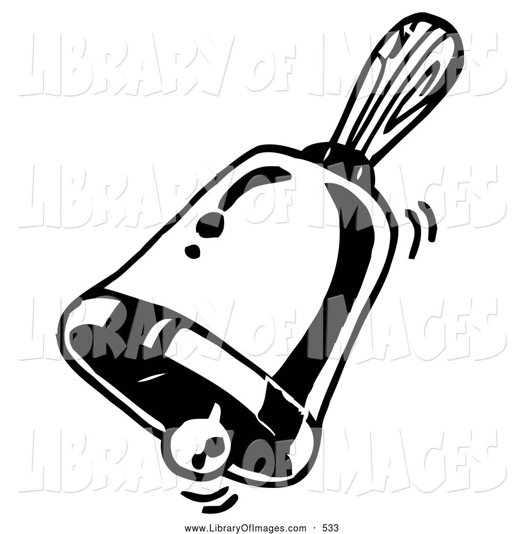 Belle clipart outline freeuse library Bell Black And White Clipart - Clipart Kid freeuse library