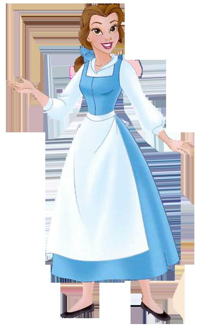 Belle dress clipart clip free download Belle Clipart clip free download