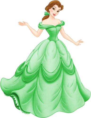 Belle dress clipart clip art royalty free stock 17 Best images about Princess Belle Green Dress on Pinterest ... clip art royalty free stock