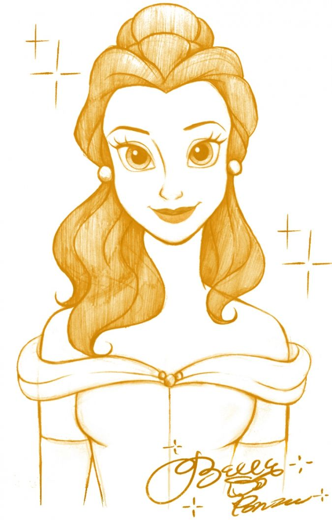 Belle full body clipart image transparent Top 25 ideas about Belle Drawing on Pinterest | Disney princess ... image transparent