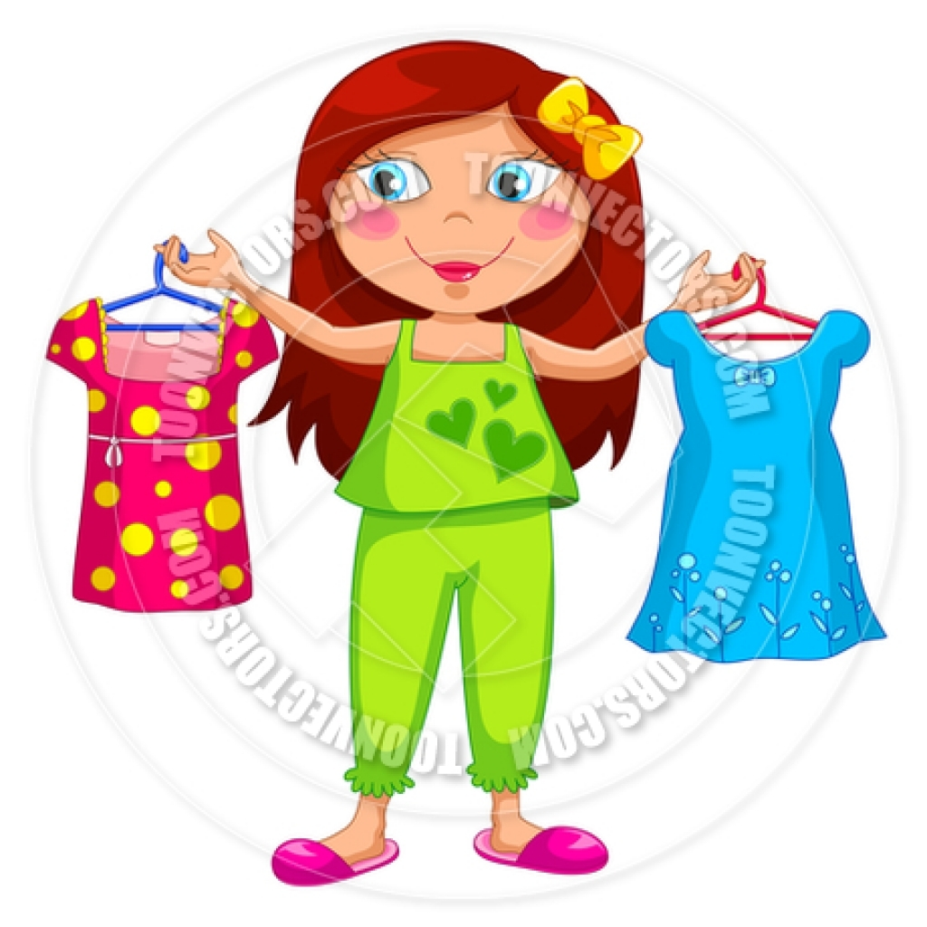 Belle putting on dress clipart vector freeuse stock Putting on clothes clipart - ClipartFest vector freeuse stock