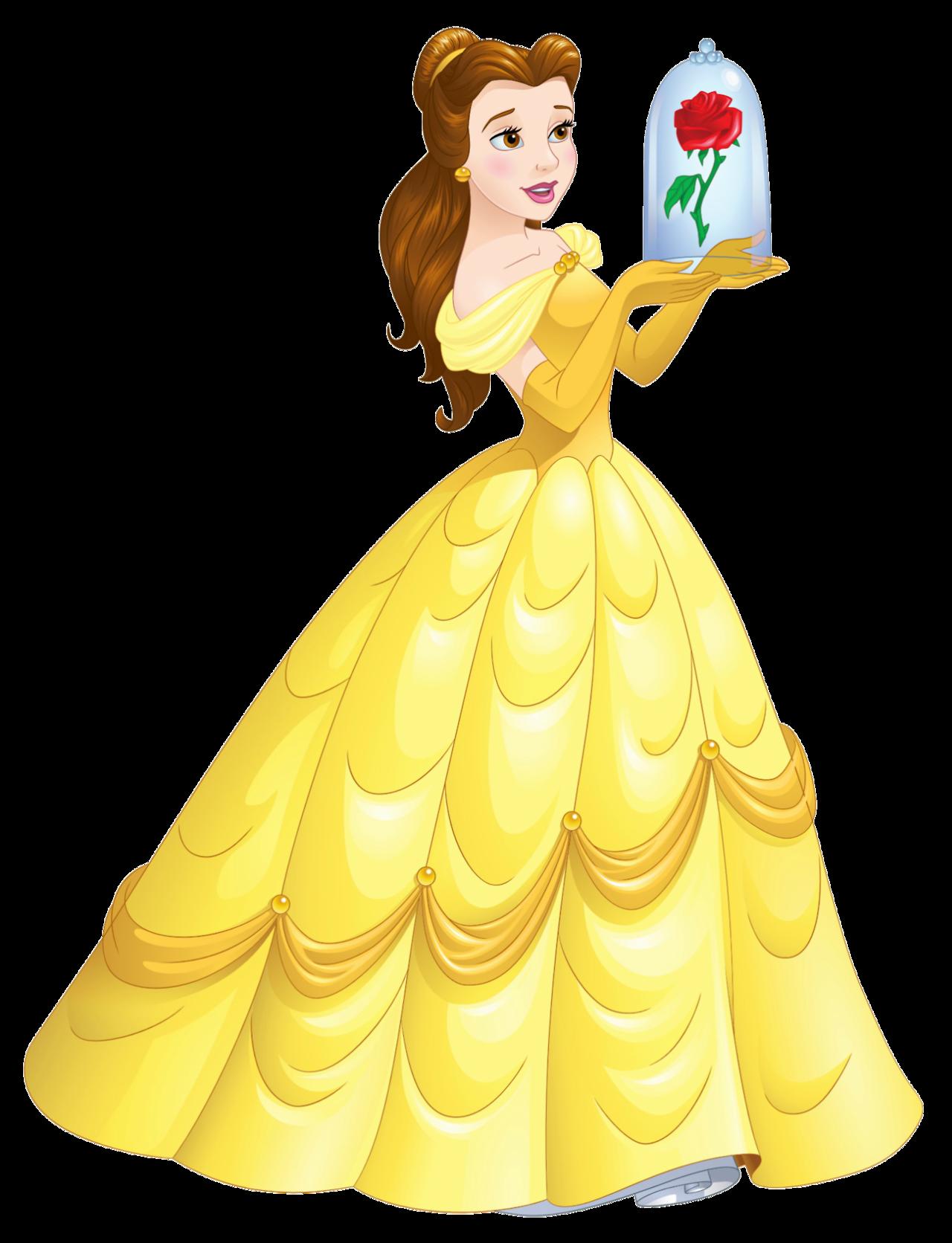 Belle with a crown clipart clip transparent Artwork/PNG en HD de Belle - Disney Princess | disney | Pinterest ... clip transparent