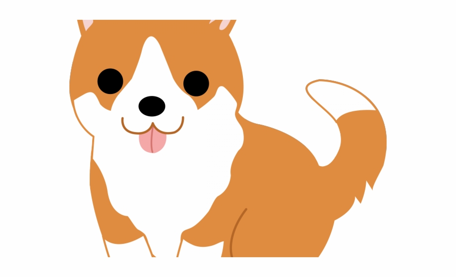 Bells on dogs tail clipart image freeuse stock Tail Clipart Free Dog - Transparent Cute Animal Clipart Free PNG ... image freeuse stock