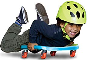 Belly board scooter clipart jpg library stock Nextsport Scoot Board Scooter Board with Handles and Casters for Kids (Paw  Patrol, 15\