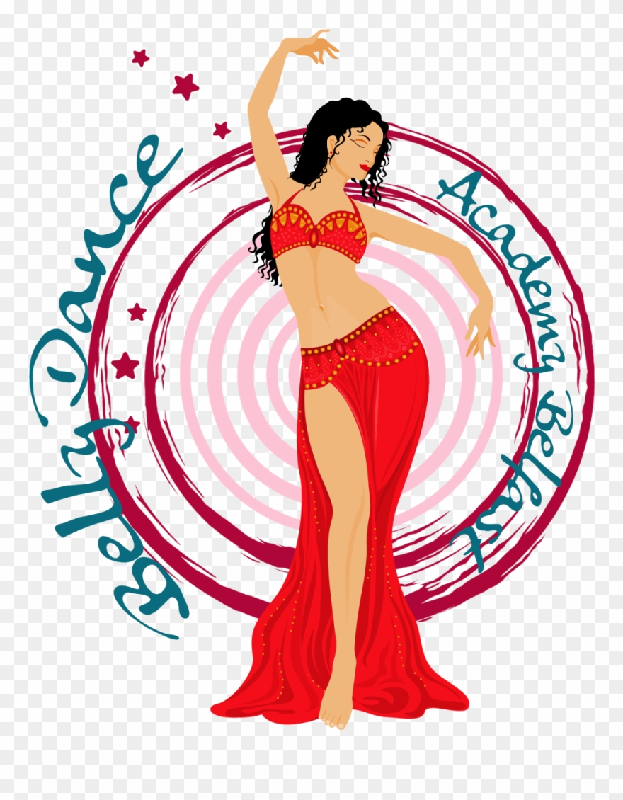 Belly dancing pictures clipart clip art freeuse download When We Do What We Love - Belly Dancing Clip Art - Png Download ... clip art freeuse download