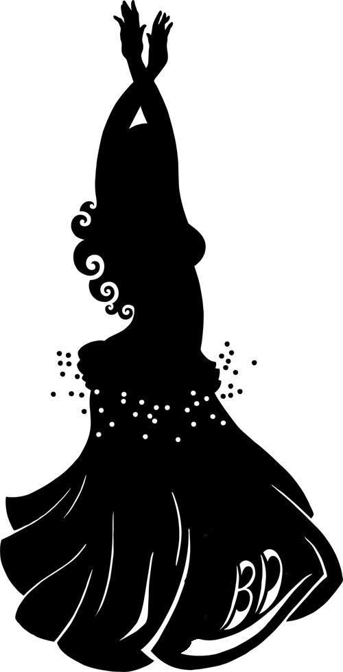 Belly dancing pictures clipart freeuse stock Belly dancer clipart 7 » Clipart Portal freeuse stock