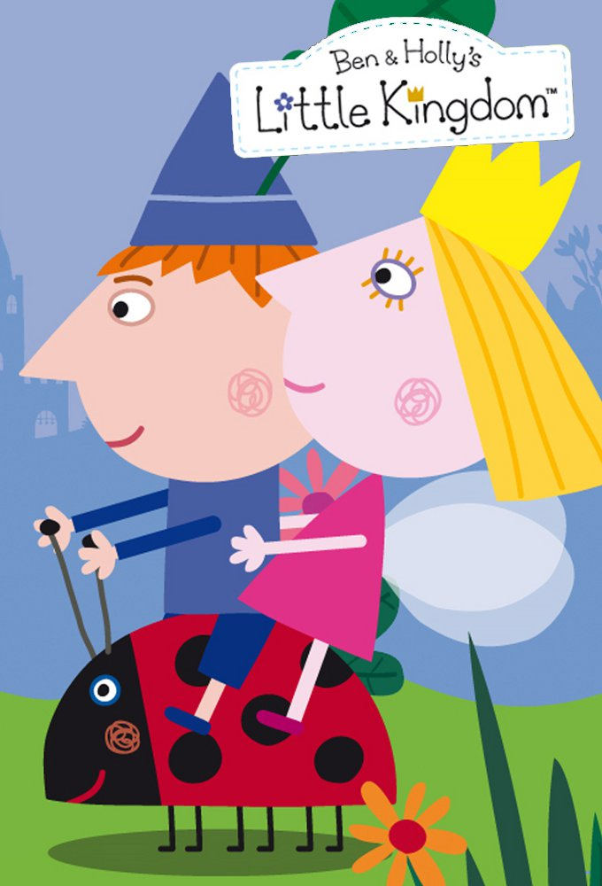Ben and holly clipart png free download Ben & Holly\'s Little Kingdom (2009-) png free download
