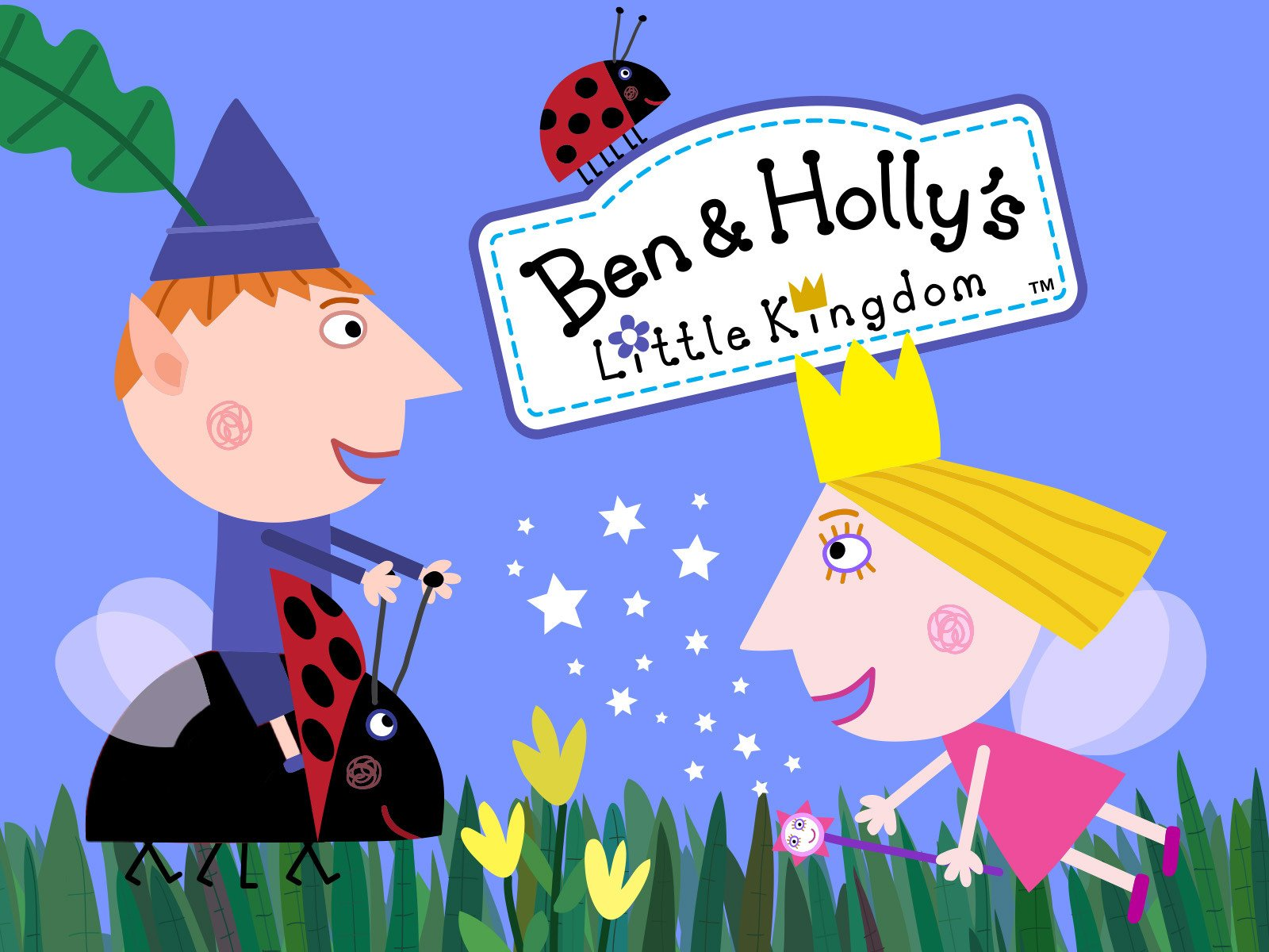 Ben e king free clipart banner freeuse library Amazon.com: Watch Ben & Holly\'s Little Kingdom, Vol. 1 | Prime Video banner freeuse library