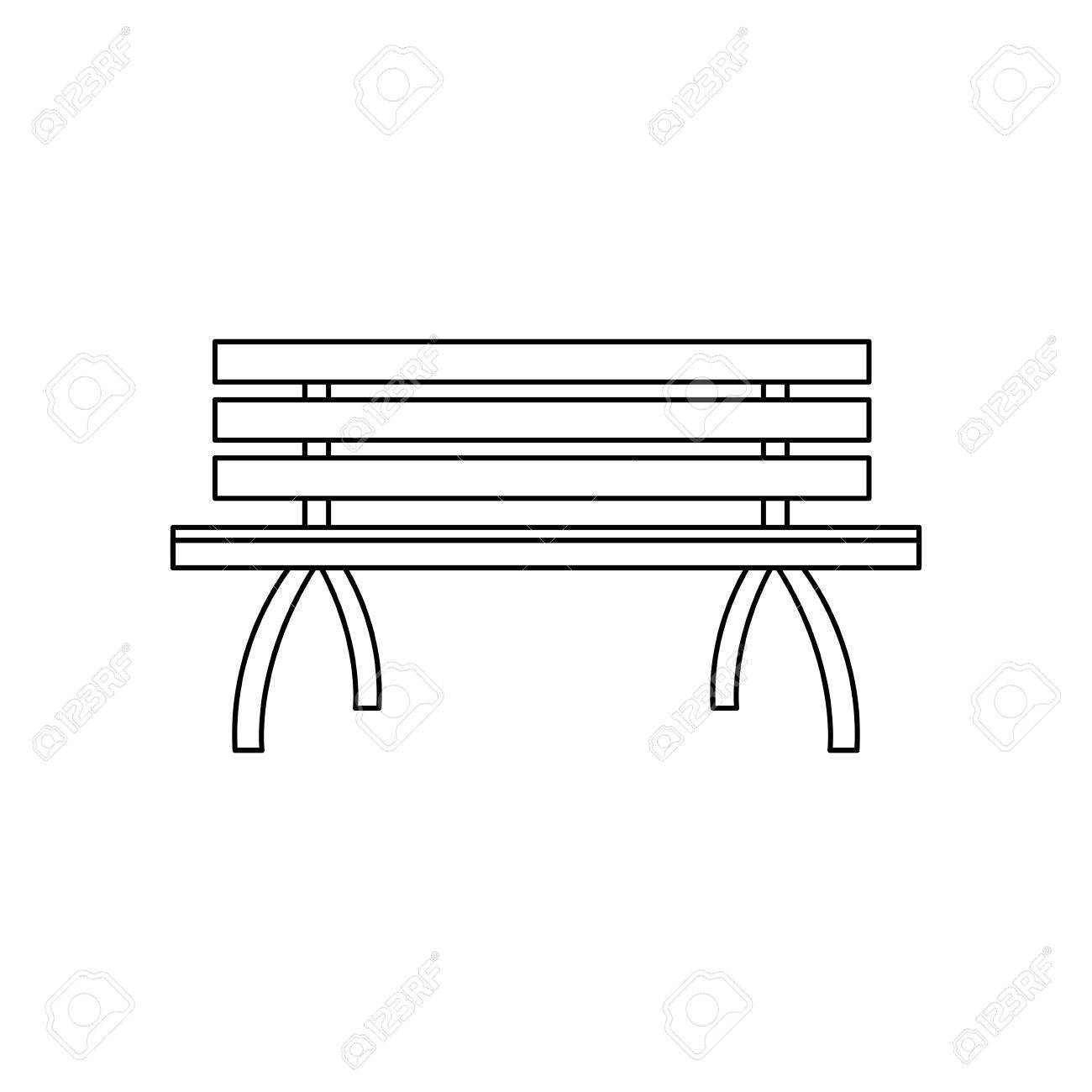 Bench clipart black and white picture stock Bench Clipart Black And White (90+ images in Collection) Page 1 picture stock