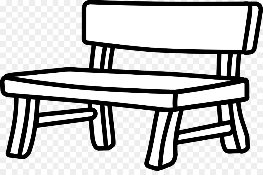 Bench clipart black and white banner black and white download Bench clipart black and white 2 » Clipart Station banner black and white download