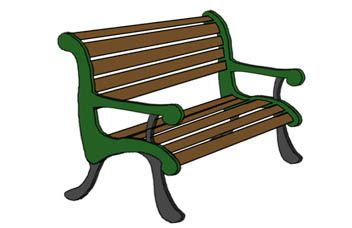 Bench plan clipart png free alt=School bench clipart title=School bench clipart | Clip art ... png free