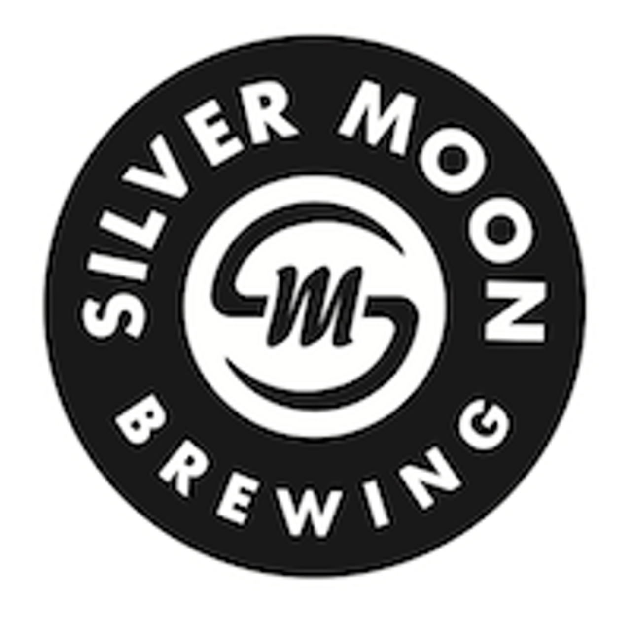 Bend over moon black & white clipart picture black and white library Silver Moon Brewing | Downtown | Bar / Pub / Lounge, American ... picture black and white library