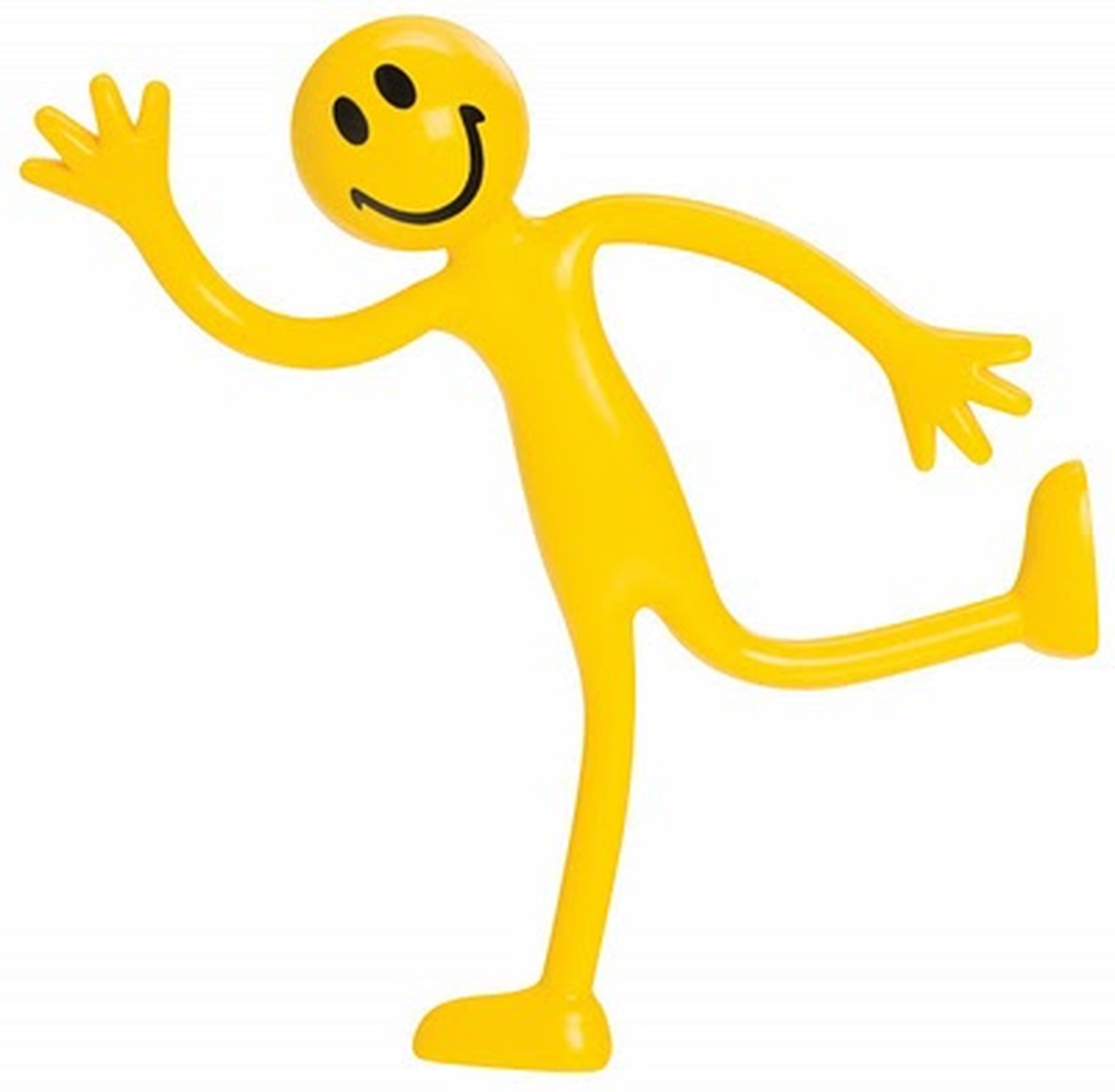 Bendable smiley face fidget clipart png free library Bendy Man png free library