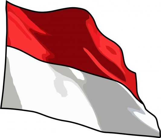Bendera clipart clipart freeuse Bendera indonesia clipart 3 » Clipart Station clipart freeuse