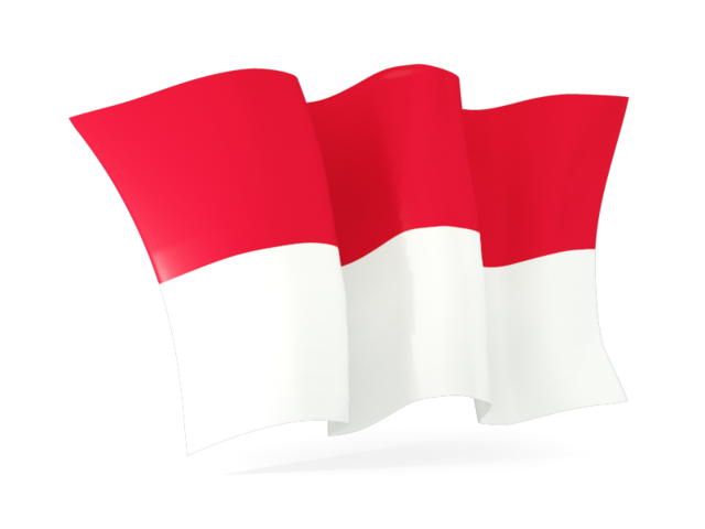 Bendera indonesia clipart clipart black and white ▷ Indonesia Flag: Animated Images, Gifs, Pictures & Animations ... clipart black and white