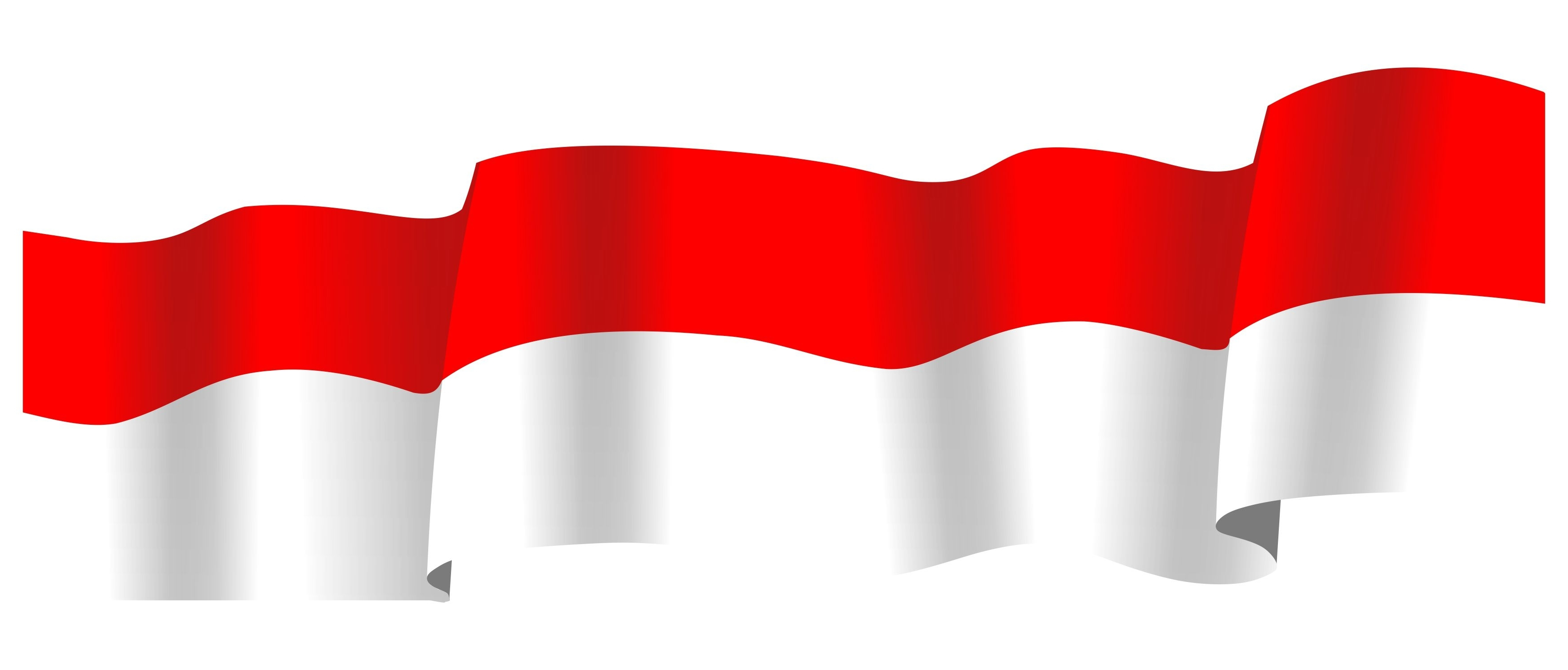 Bendera indonesia clipart svg free download Bendera indonesia vector free download svg free download
