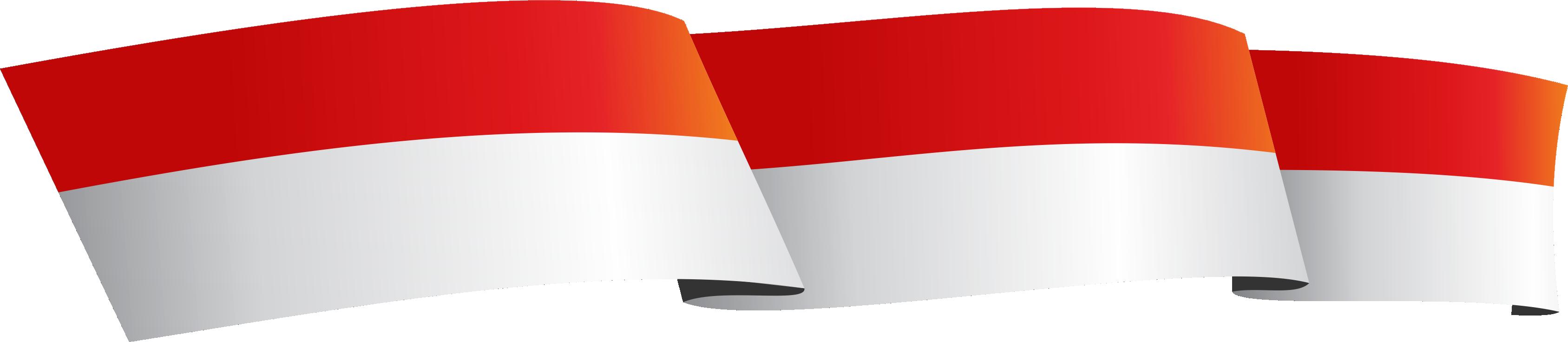 Bendera indonesia clipart free library Bendera indonesia vector free download free library