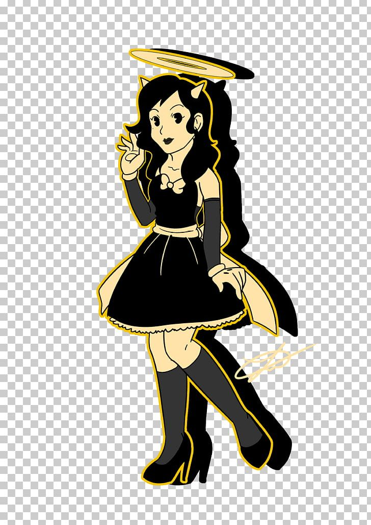 Bendy and the ink machine alice clipart png Bendy And The Ink Machine Fan Art PNG, Clipart, Alice Angel, Alice ... png