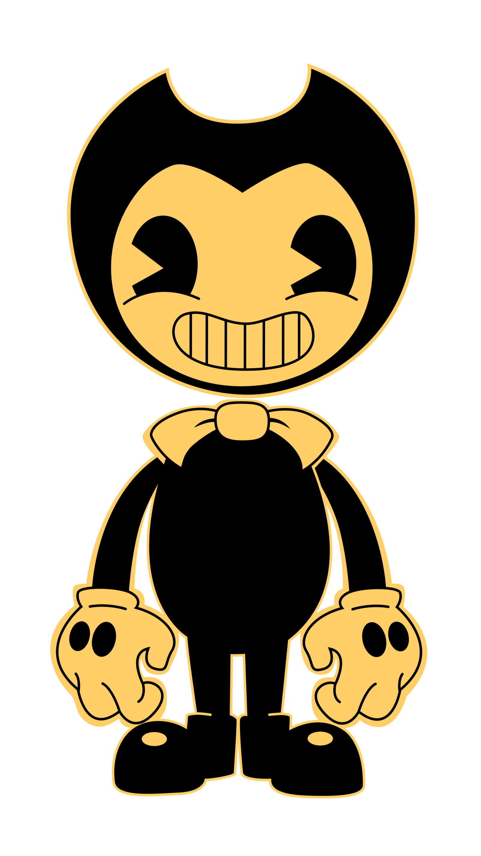 Bendy and the ink machine clipart