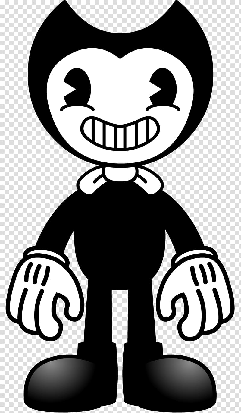 Bendy and the ink machine clipart picture library download Bendy and the Ink Machine Video game Build Our Machine, benji ... picture library download