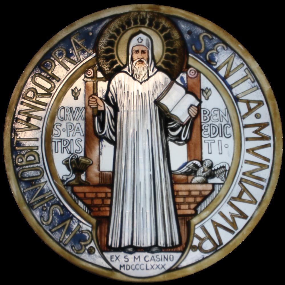 Benedictine cross clipart jpg library download Prayers to St. Benedict of Nursia | caтнolιc ι aм | Pinterest | Amen ... jpg library download