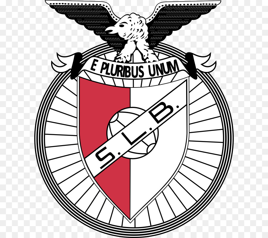 Benfica clipart svg black and white stock S.L. Benfica Image Sports Stock photography Three Pence Roasters ... svg black and white stock