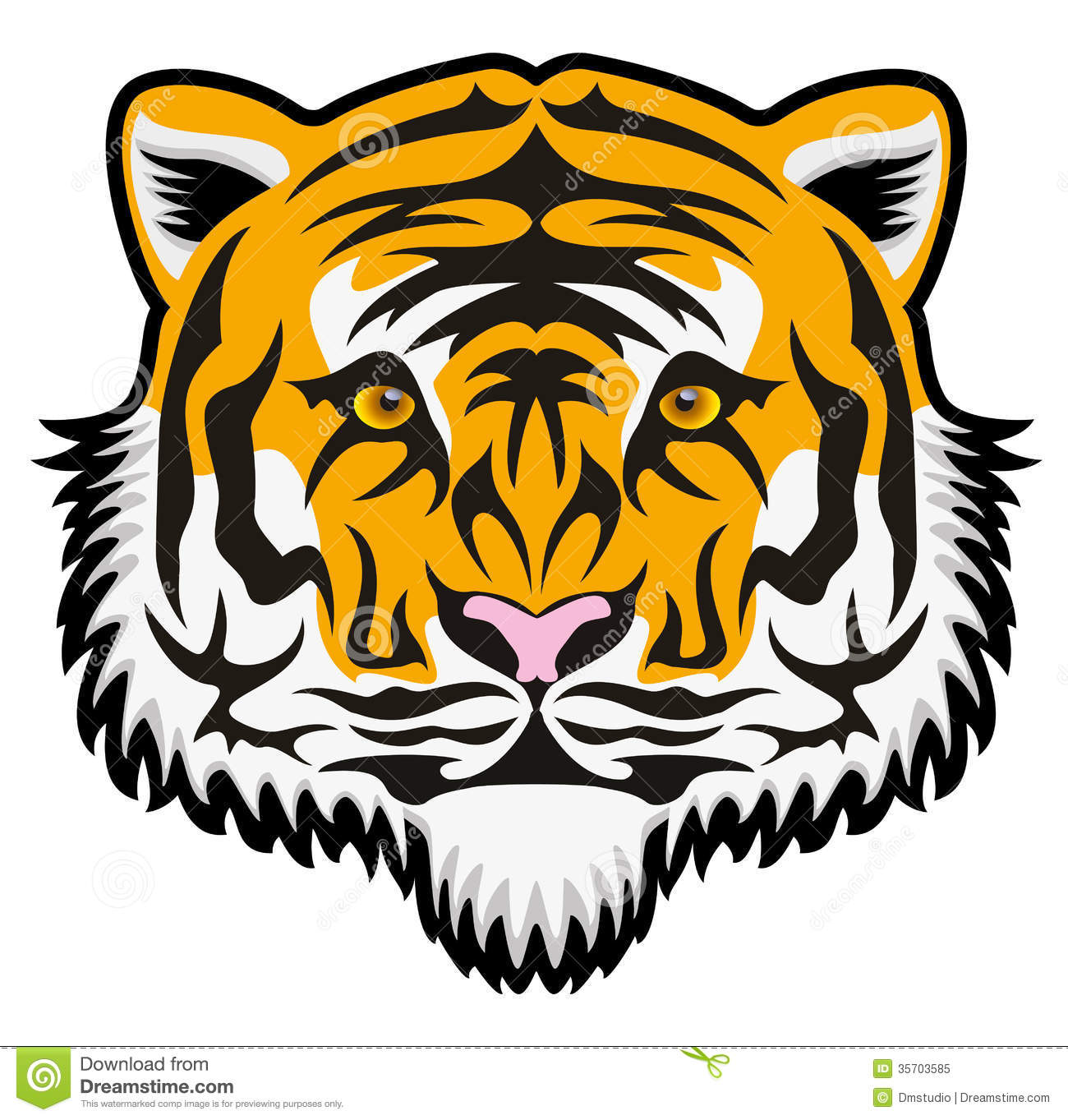 Bengal tiger clipart banner royalty free Bengal tiger clipart 5 » Clipart Station banner royalty free