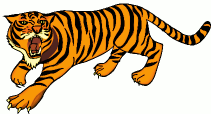 Bengal tiger clipart picture royalty free stock Free Bengal Tiger Clipart, Download Free Clip Art, Free Clip Art on ... picture royalty free stock