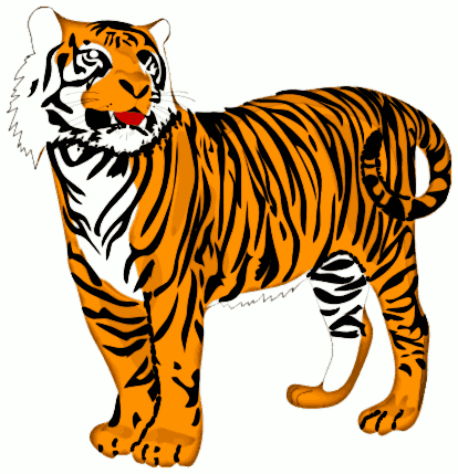 Bengal clipart banner transparent Free Bengal Tiger Clipart, Download Free Clip Art, Free Clip Art on ... banner transparent