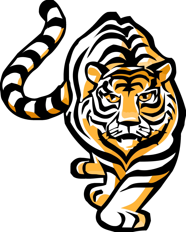 Toger clipart clip transparent stock Bengal Tiger Clipart – Clipartly.com clip transparent stock