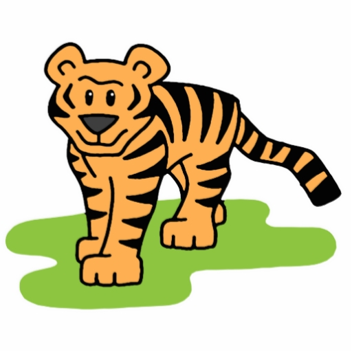 Bengal tiger clipart image black and white download Free Bengal Tiger Clipart, Download Free Clip Art, Free Clip Art on ... image black and white download
