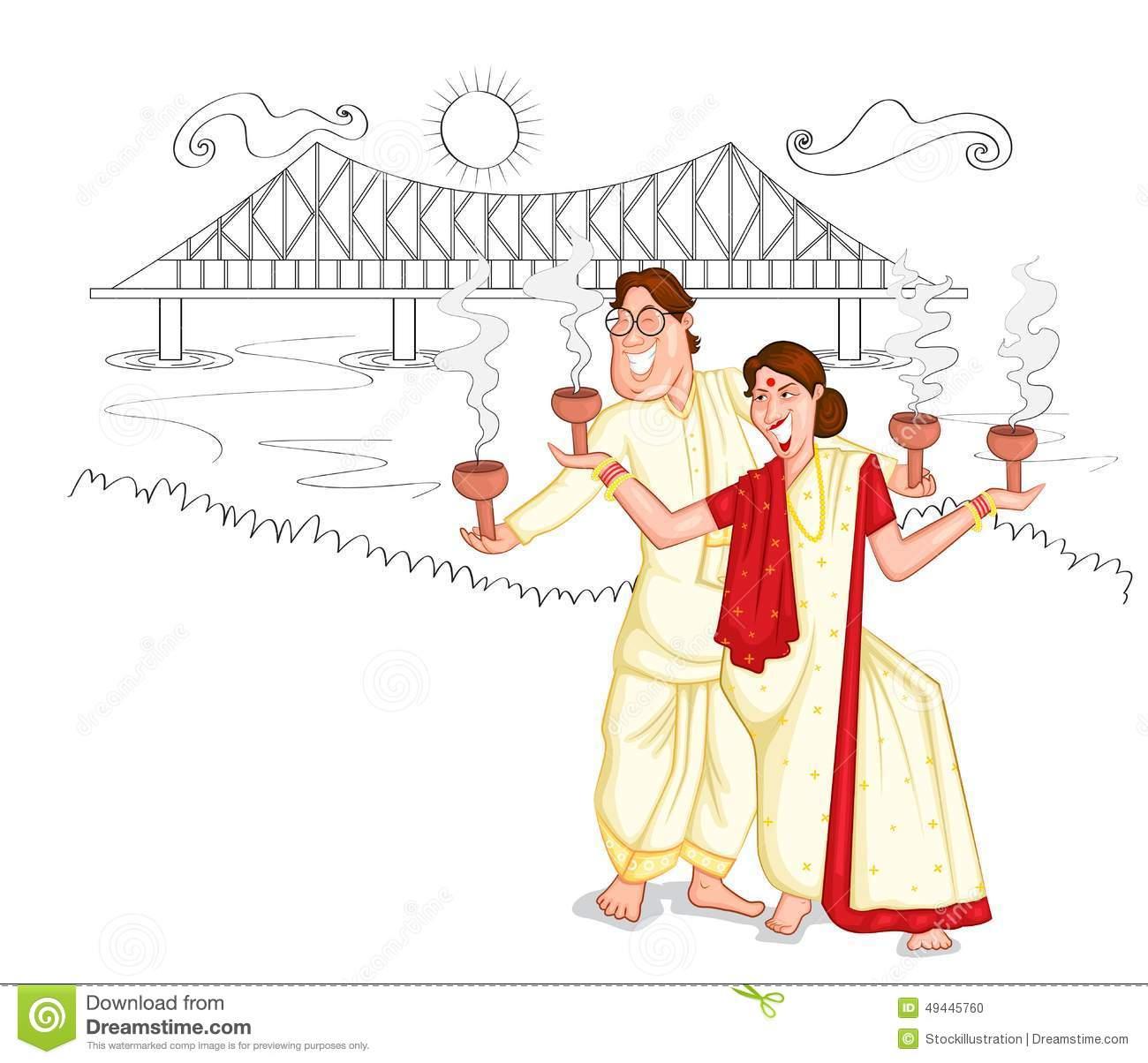 Bengali traditional dress clipart svg Bengali traditional dress clipart - ClipartFest svg