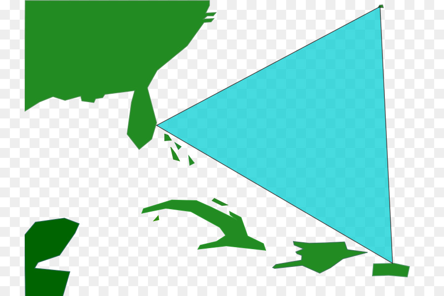 Bermuda triangle clipart image black and white download Green Grass Background clipart - Triangle, Green, Leaf, transparent ... image black and white download