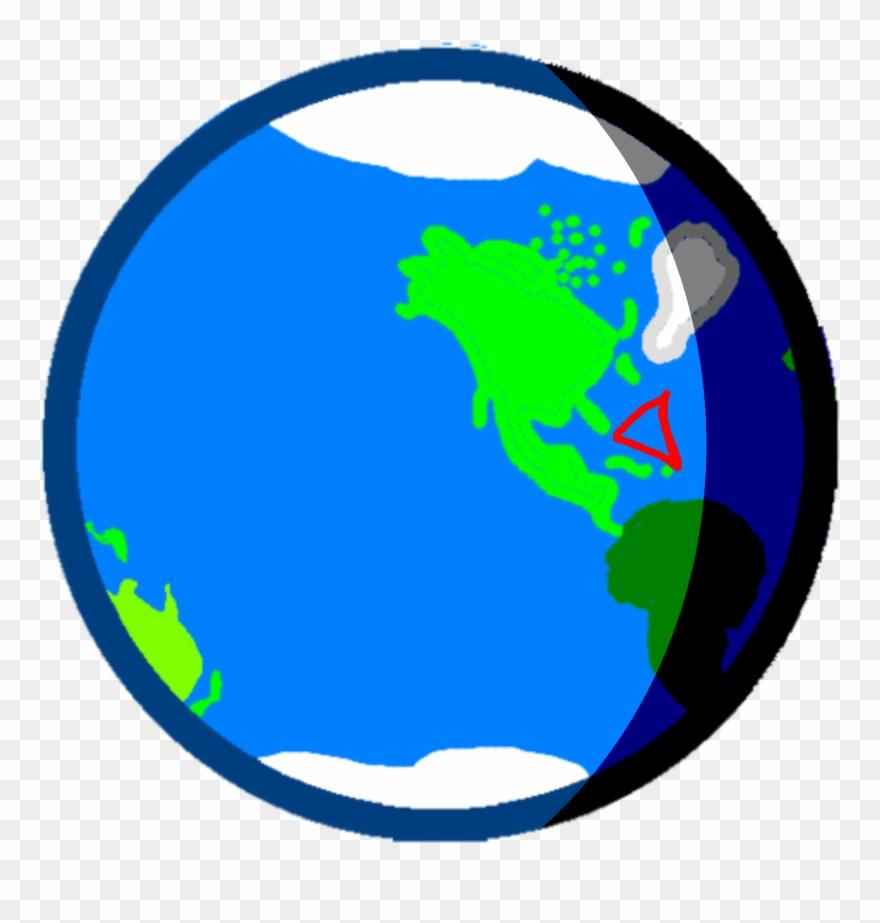 Bermuda triangle clipart clip freeuse download Earth Bermuda Triangle Body - Bermuda Clipart (#1606622) - PinClipart clip freeuse download