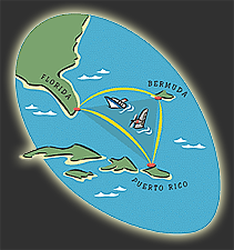 Bermuda triangle clipart image transparent download Bermuda Triangle | Travel | Bermuda triangle, Bermuda vacations ... image transparent download