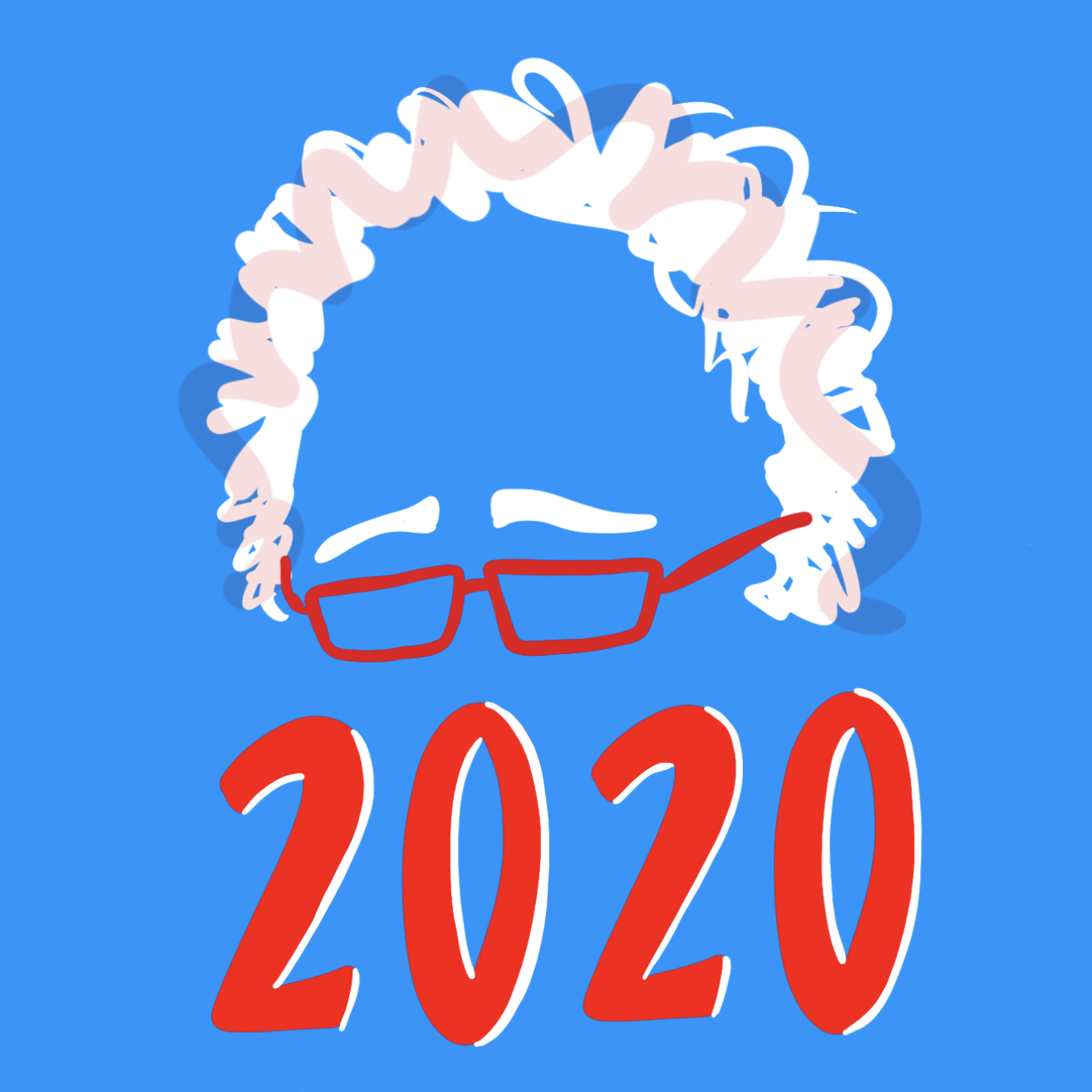 Bernie sanders logo clipart banner free library Bernie Sanders could push Democrats left - The Bucknellian banner free library
