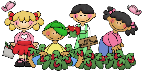 Berry farm clipart clip free download Field Trip - Strawberry » Stade\'s Farm And Market clip free download