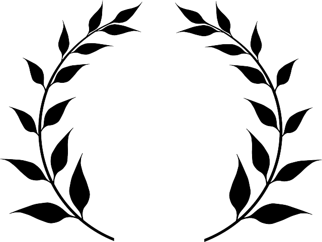 Olive tree clipart free png library stock Free Image on Pixabay - Olive, Branch, Laurel, Crown, Peace ... png library stock