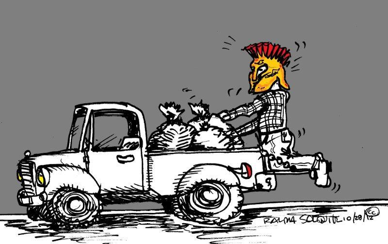 Bert adams truck clipart jpg download Pekar: Real Music & Real Estate . . . jpg download