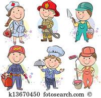 Berufe bilder clipart jpg royalty free stock Berufe Clipart und Illustrationen. 44.559 berufe Clip Art Vector ... jpg royalty free stock