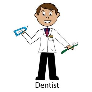 Berufe bilder clipart banner library stock Die besten 17 Ideen zu Dentist Clipart auf Pinterest banner library stock