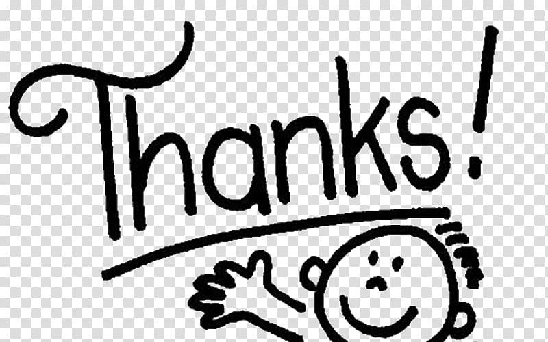 Best attitude clipart no background graphic black and white White Thanks! illustration, Gratitude Feeling Love Thought ... graphic black and white