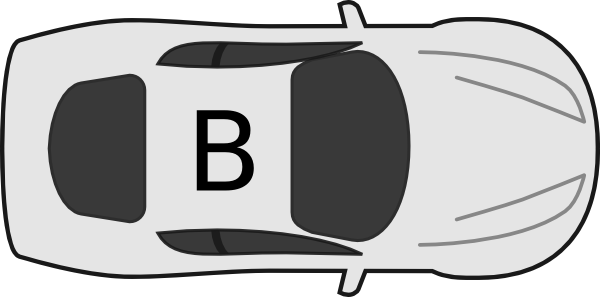 White car clipart top picture library library Best Car Clipart Top View - Clip Art Library picture library library