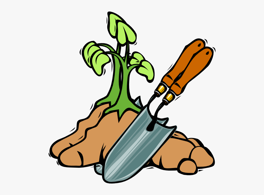 Best cliparts graphic royalty free stock Garden Shovel Clip Art Clipart Best - Garden Tools Clip Art #124724 ... graphic royalty free stock