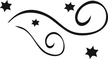 Celebratoin bw clipart vector black and white Swirly Design Clipart | Free download best Swirly Design Clipart on ... vector black and white